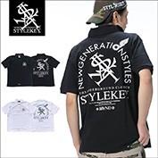 STYLEKEY/スタイルキー/ARCADE 鹿の子 S/S POLO/商品ページ