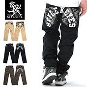 STYLEKEY/スタイルキー/PAISLEY TAPERED CHINO PANTS/商品ページ