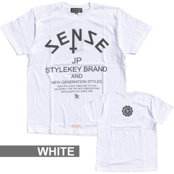 STYLEKEY スタイルキー Tシャツ COMMON SENSE S/S TEE(SK18SU-SS08) ストリート系 B系 大きいサイズ|b-bros|08