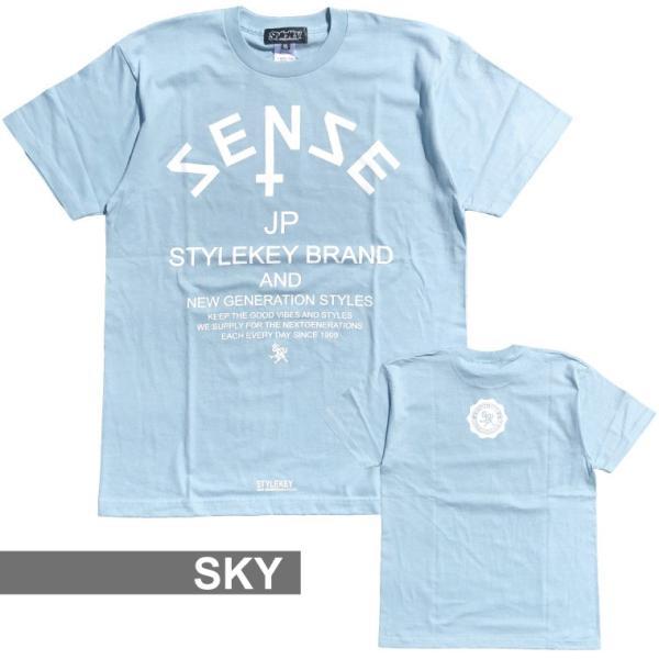 STYLEKEY スタイルキー Tシャツ COMMON SENSE S/S TEE(SK18SU-SS08) ストリート系 B系 大きいサイズ|b-bros|10