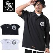 STYLEKEY/スタイルキー/CIRCLE LOGO 鹿の子 S/S POLO/商品ページ