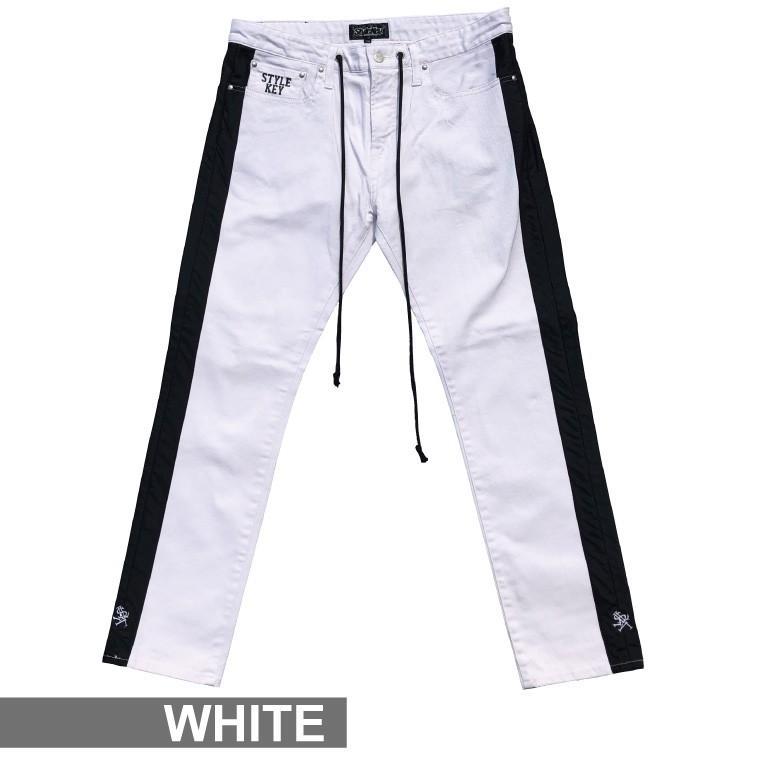 STYLEKEY スタイルキー スキニーパンツ GENERATION LINE SKINNY PANTS(SK19FW-PT01) ストリート系 B系 大きいサイズ b-bros 12