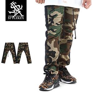 STYLEKEY/スタイルキー/CAMOUFLAGE LINE SKINNY PANTS/商品ページ