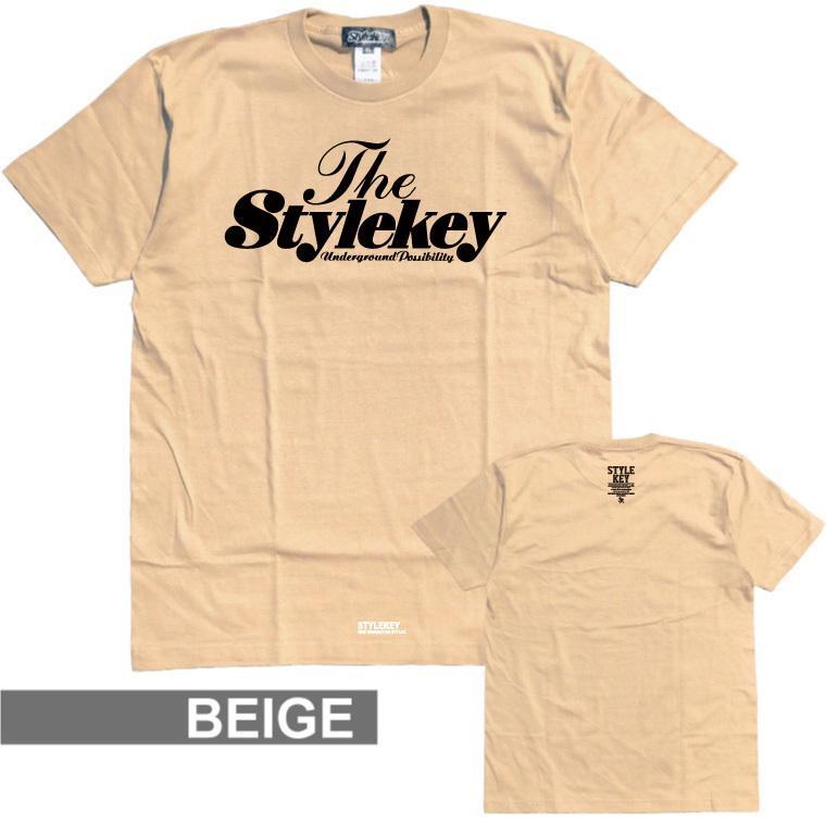 STYLEKEY(スタイルキー) 半袖Tシャツ SWEET LOGO S/S TEE(SK21SP-SS01) ストリートファッション ヒップホップ レゲエ ダンス B系 定番ロゴ 大きいサイズ b-bros 14
