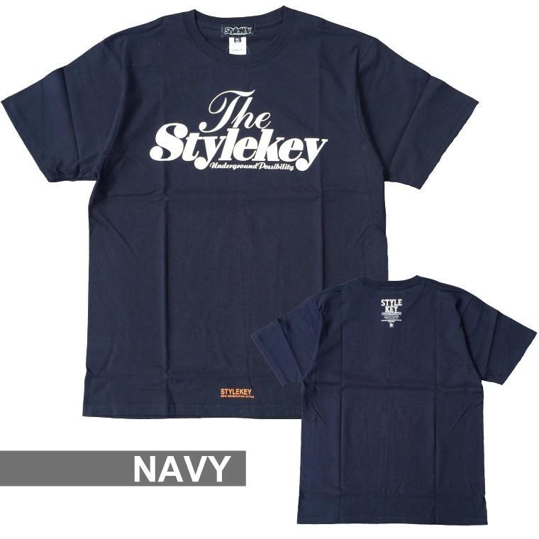 STYLEKEY(スタイルキー) 半袖Tシャツ SWEET LOGO S/S TEE(SK21SP-SS01) ストリートファッション ヒップホップ レゲエ ダンス B系 定番ロゴ 大きいサイズ b-bros 16