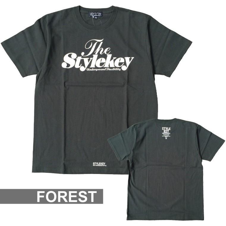 STYLEKEY(スタイルキー) 半袖Tシャツ SWEET LOGO S/S TEE(SK21SP-SS01) ストリートファッション ヒップホップ レゲエ ダンス B系 定番ロゴ 大きいサイズ b-bros 17