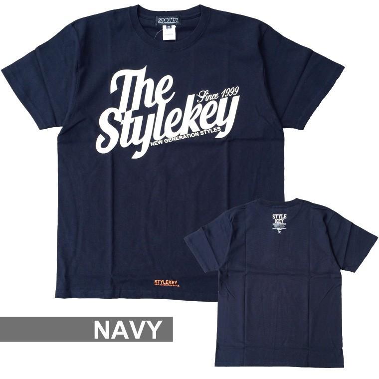 STYLEKEY(スタイルキー) 半袖Tシャツ WING LOGO S/S TEE(SK21SP-SS04) ストリートファッション ヒップホップ レゲエ ダンス スケート B系 定番ロゴ 大きいサイズ|b-bros|16