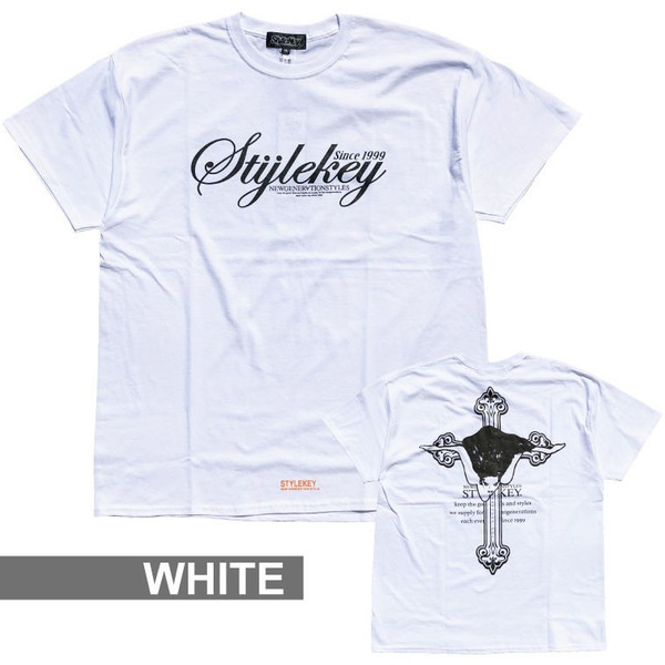 STYLEKEY スタイルキー 半袖Tシャツ ADVENT S/S TEE(SK19SP-SS06) ストリート系 B系 大きいサイズ|b-bros|06