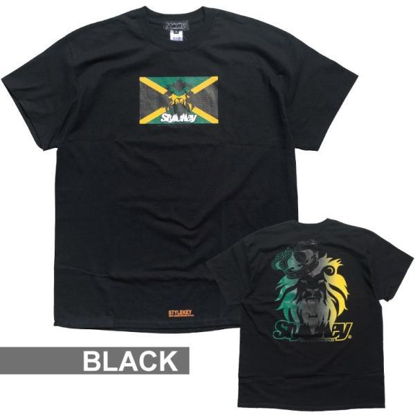 STYLEKEY スタイルキー 半袖Tシャツ REIGNING KING S/S TEE(SK19SP-SS09) ストリート系 B系 大きいサイズ|b-bros|07