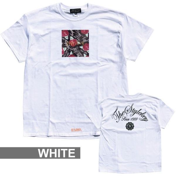 STYLEKEY スタイルキー 半袖Tシャツ PRESENTS S/S TEE(SK19SP-SS13) ストリート系 B系 大きいサイズ b-bros 07