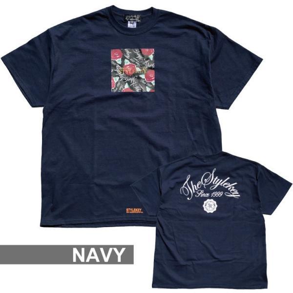 STYLEKEY スタイルキー 半袖Tシャツ PRESENTS S/S TEE(SK19SP-SS13) ストリート系 B系 大きいサイズ b-bros 09