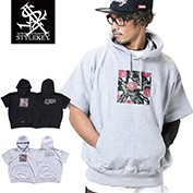 STYLEKEY/スタイルキー/PRESENTS S/S HOOD SWEAT/商品ページ