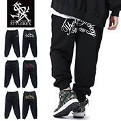 STYLEKEY/スタイルキー/ARCH SCRIPT SWEAT PANTS/商品ページ