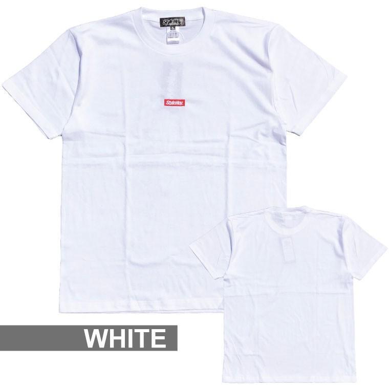STYLEKEY(スタイルキー) 半袖Tシャツ SMART BOX S/S TEE(SK21SU-SS01) ストリートファッション ヒップホップ レゲエ ダンス スケート B系 定番ロゴ 大きいサイズ b-bros 10