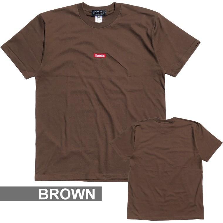 STYLEKEY(スタイルキー) 半袖Tシャツ SMART BOX S/S TEE(SK21SU-SS01) ストリートファッション ヒップホップ レゲエ ダンス スケート B系 定番ロゴ 大きいサイズ b-bros 12