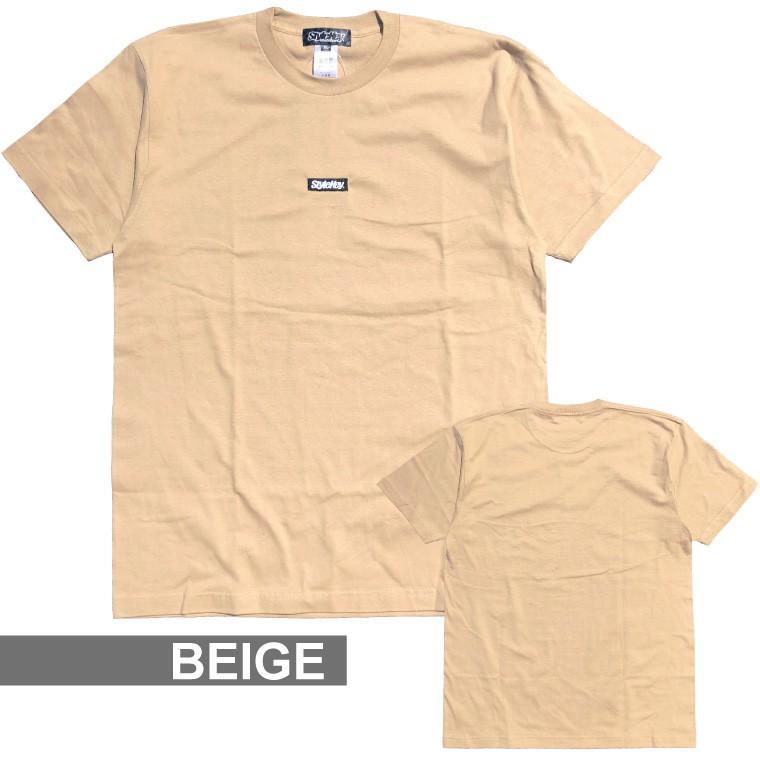 STYLEKEY(スタイルキー) 半袖Tシャツ SMART BOX S/S TEE(SK21SU-SS01) ストリートファッション ヒップホップ レゲエ ダンス スケート B系 定番ロゴ 大きいサイズ b-bros 13
