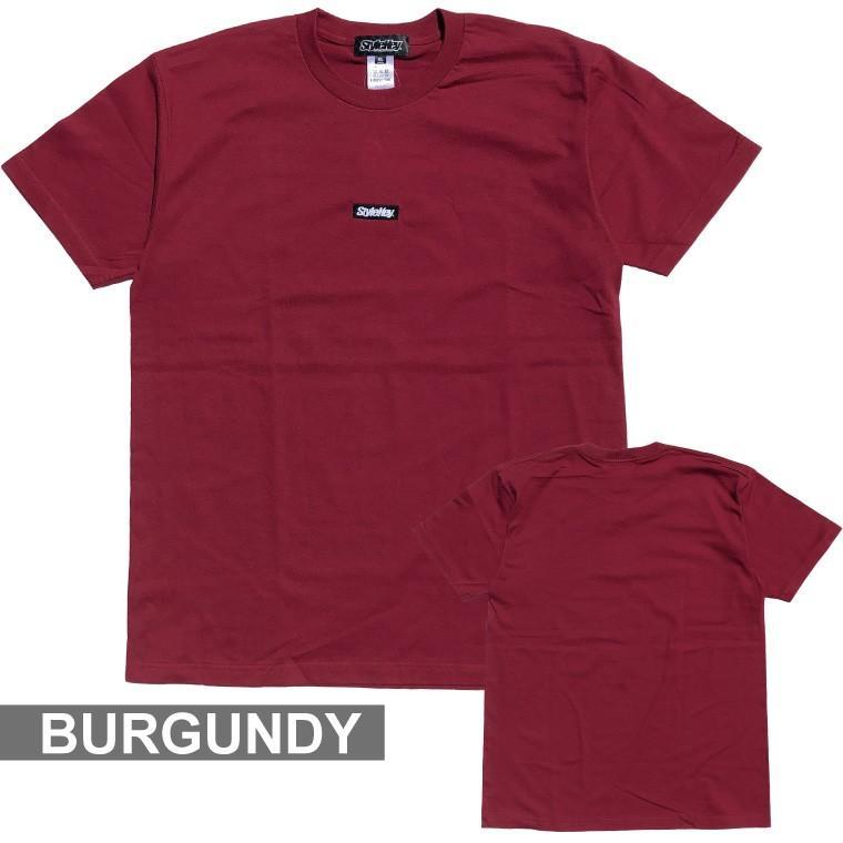 STYLEKEY(スタイルキー) 半袖Tシャツ SMART BOX S/S TEE(SK21SU-SS01) ストリートファッション ヒップホップ レゲエ ダンス スケート B系 定番ロゴ 大きいサイズ b-bros 14