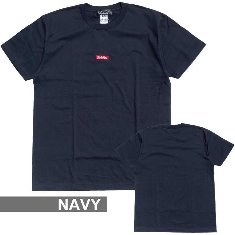 STYLEKEY(スタイルキー) 半袖Tシャツ SMART BOX S/S TEE(SK21SU-SS01) ストリートファッション ヒップホップ レゲエ ダンス スケート B系 定番ロゴ 大きいサイズ b-bros 15