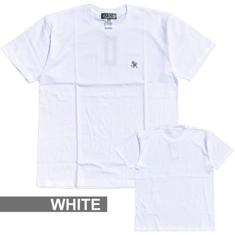 STYLEKEY(スタイルキー) 半袖Tシャツ ROYAL POINT S/S TEE(SK21SU-SS02) ストリートファッション ヒップホップ レゲエ ダンス B系 定番ロゴ 大きいサイズ b-bros 10