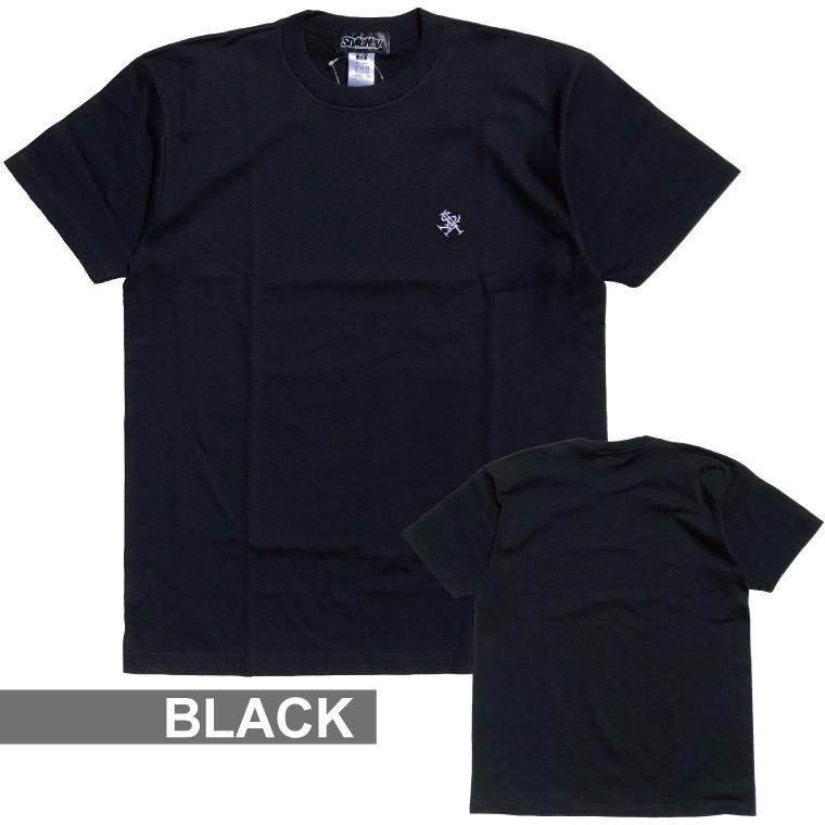 STYLEKEY(スタイルキー) 半袖Tシャツ ROYAL POINT S/S TEE(SK21SU-SS02) ストリートファッション ヒップホップ レゲエ ダンス B系 定番ロゴ 大きいサイズ b-bros 11