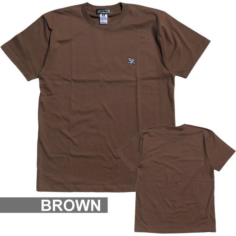 STYLEKEY(スタイルキー) 半袖Tシャツ ROYAL POINT S/S TEE(SK21SU-SS02) ストリートファッション ヒップホップ レゲエ ダンス B系 定番ロゴ 大きいサイズ b-bros 12