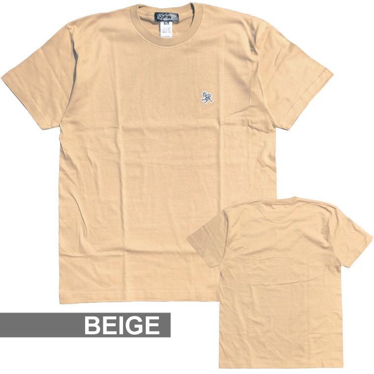 STYLEKEY(スタイルキー) 半袖Tシャツ ROYAL POINT S/S TEE(SK21SU-SS02) ストリートファッション ヒップホップ レゲエ ダンス B系 定番ロゴ 大きいサイズ b-bros 13