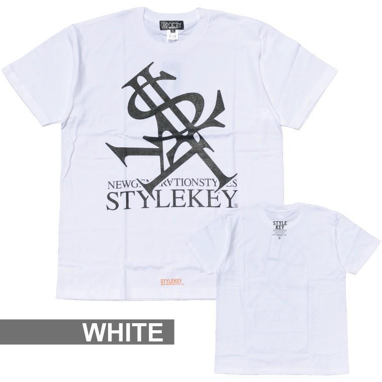 STYLEKEY(スタイルキー) 半袖Tシャツ ROYAL LOGO S/S TEE(SK21SU-SS03) ストリートファッション ヒップホップ レゲエ ダンス B系 定番ロゴ 大きいサイズ b-bros 10