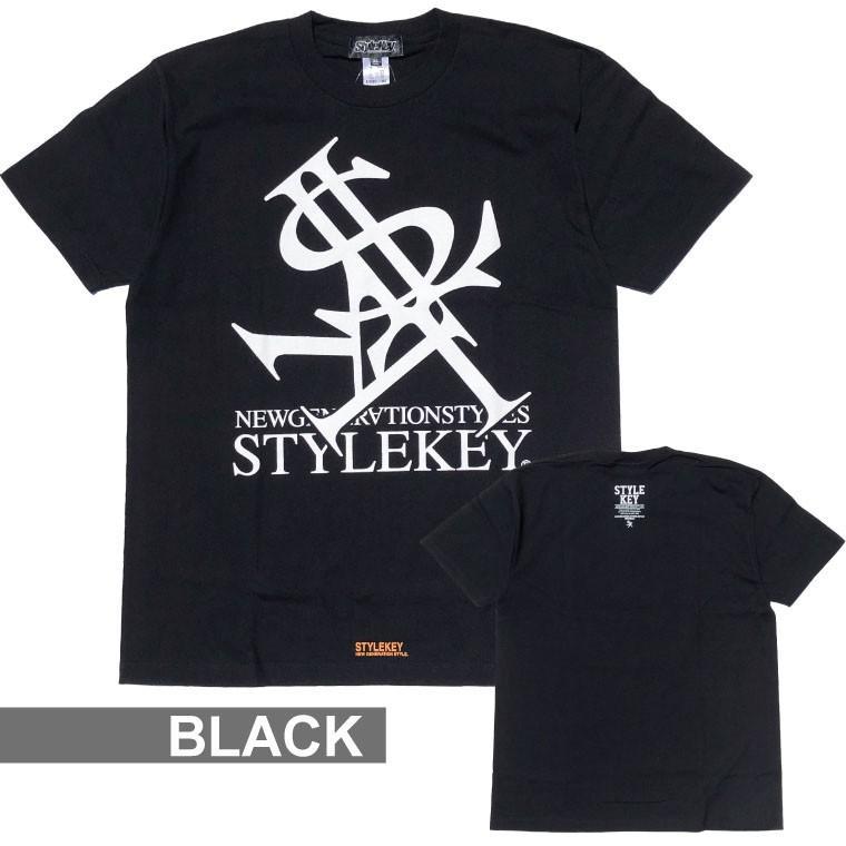 STYLEKEY(スタイルキー) 半袖Tシャツ ROYAL LOGO S/S TEE(SK21SU-SS03) ストリートファッション ヒップホップ レゲエ ダンス B系 定番ロゴ 大きいサイズ b-bros 11