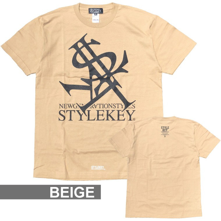 STYLEKEY(スタイルキー) 半袖Tシャツ ROYAL LOGO S/S TEE(SK21SU-SS03) ストリートファッション ヒップホップ レゲエ ダンス B系 定番ロゴ 大きいサイズ b-bros 13