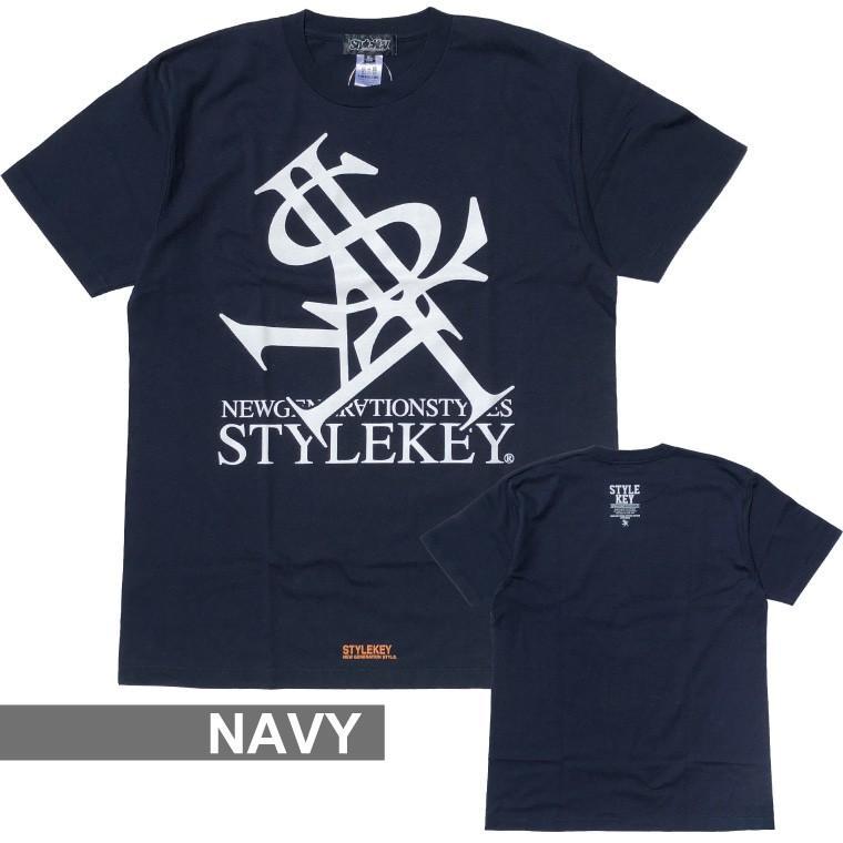 STYLEKEY(スタイルキー) 半袖Tシャツ ROYAL LOGO S/S TEE(SK21SU-SS03) ストリートファッション ヒップホップ レゲエ ダンス B系 定番ロゴ 大きいサイズ b-bros 15