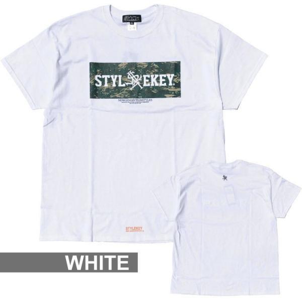 STYLEKEY スタイルキー 半袖Tシャツ COCKPIT S/S TEE(SK19SU-SS06) ストリート系 B系 大きいサイズ|b-bros|06