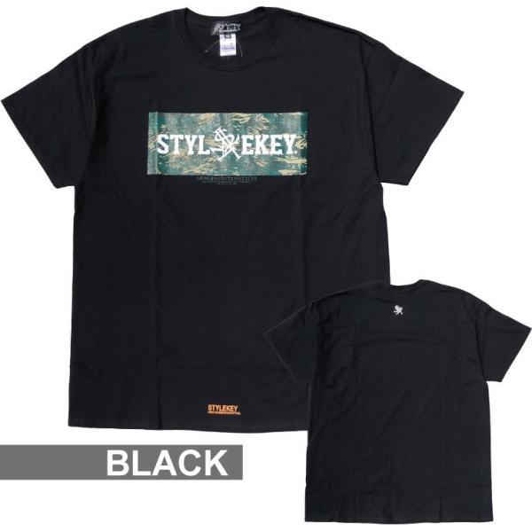 STYLEKEY スタイルキー 半袖Tシャツ COCKPIT S/S TEE(SK19SU-SS06) ストリート系 B系 大きいサイズ|b-bros|07
