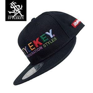 STYLEKEY/スタイルキー/WEALTH SNAPBACK CAP/商品ページ