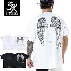 STYLEKEY/スタイルキー/FALLEN ANGEL S/S TEE/商品ページ