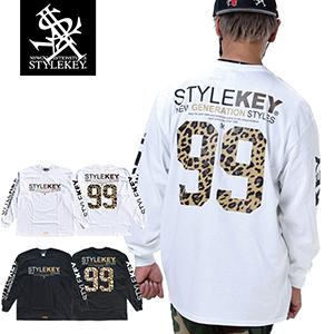 STYLEKEY/スタイルキー/SYMBOL OF POWER L/S TEE/商品ページ