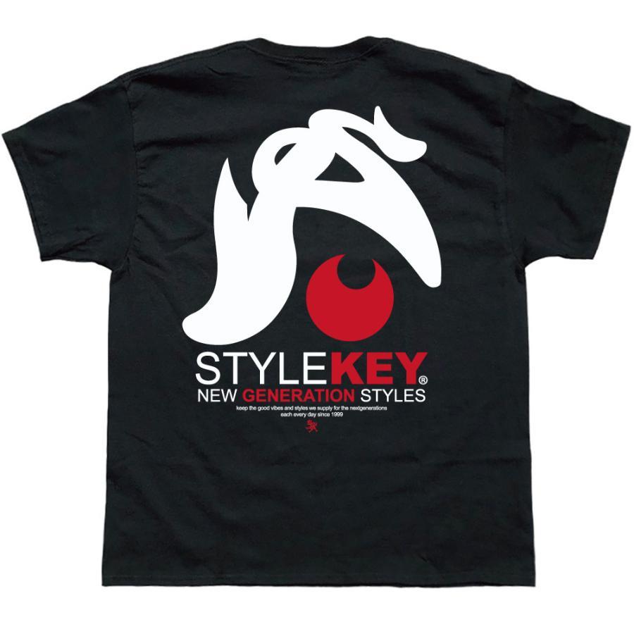 STYLEKEY スタイルキー 半袖Tシャツ LEAPING S/S TEE(SK21SU-SS11) ストリート系 B系 レゲエ ロック ヒップホップ ロゴ バンド 大きいサイズ|b-bros|09