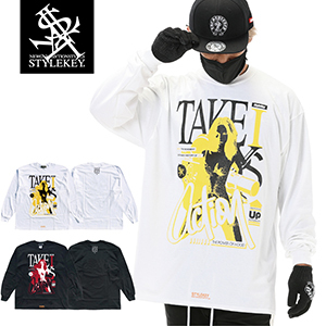 ACTION L/S TEE
