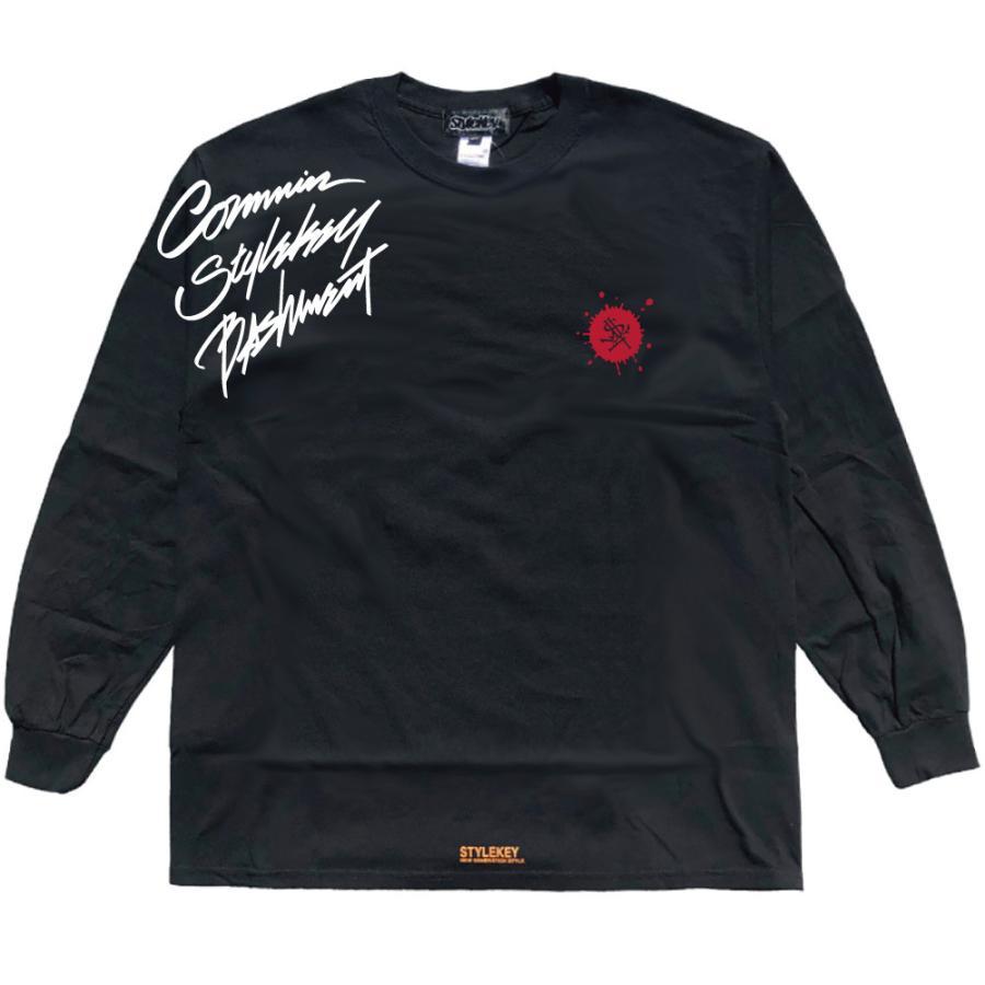 STYLEKEY CLASSIC LABEL(スタイルキー クラシック・レーベル) 長袖Tシャツ CORE BUSH L/S TEE(SK99CL-LS16) ロンT ストリート ヒップホップ 大きいサイズ|b-bros|09