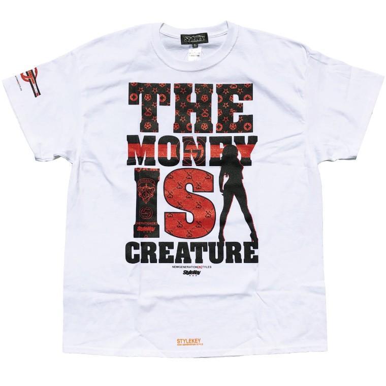 STYLEKEY CLASSIC LABEL スタイルキー クラシック・レーベル 半袖Tシャツ CREATURE S/S TEE(SK99CL-SS03) ストリート ヒップホップ レゲエ B系 大きいサイズ|b-bros|08