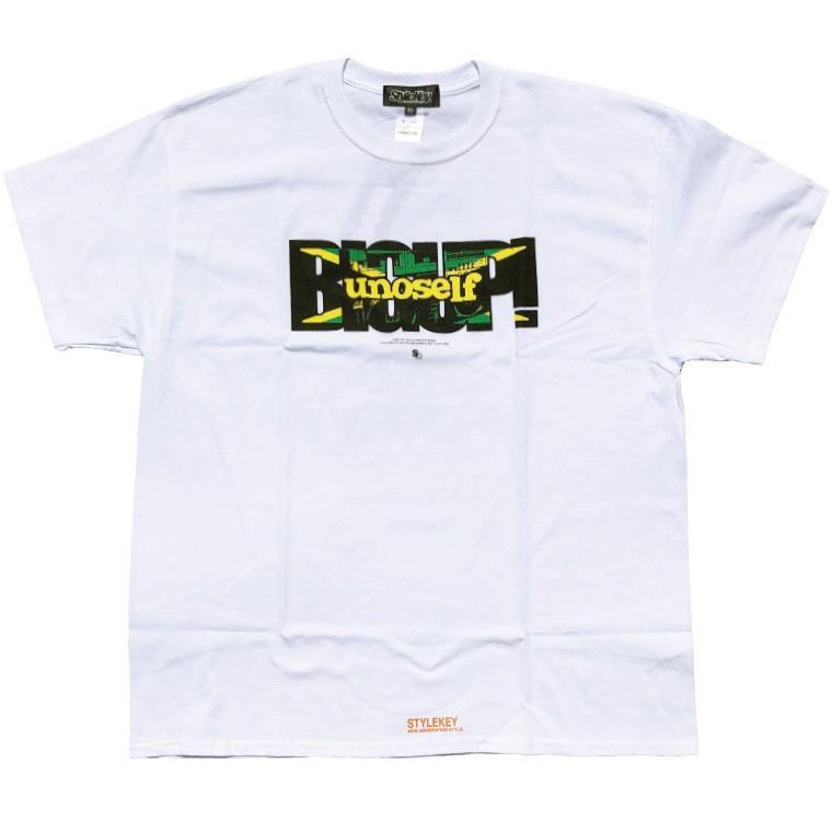 STYLEKEY CLASSIC LABEL スタイルキー クラシック・レーベル 半袖Tシャツ BIG UP S/S TEE(SK99CL-SS10) ストリート ヒップホップ レゲエ ラスタ 大きいサイズ b-bros 08
