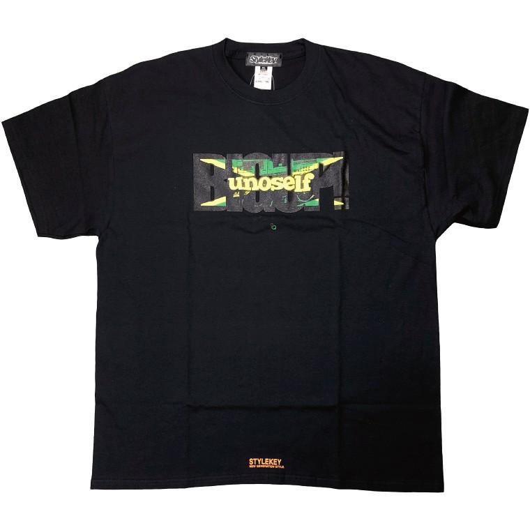 STYLEKEY CLASSIC LABEL スタイルキー クラシック・レーベル 半袖Tシャツ BIG UP S/S TEE(SK99CL-SS10) ストリート ヒップホップ レゲエ ラスタ 大きいサイズ b-bros 09