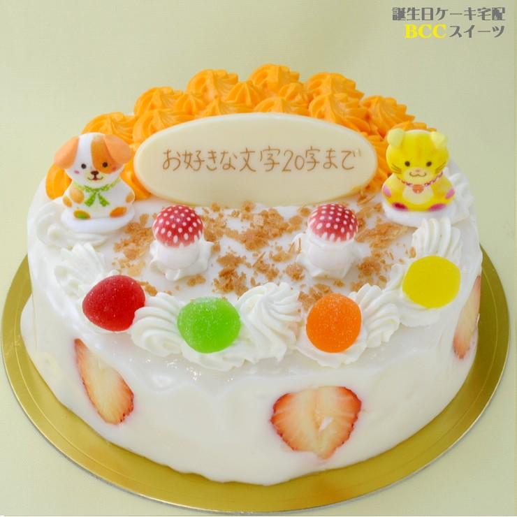 誕生日ケーキDX大阪ヨーグルトケーキ