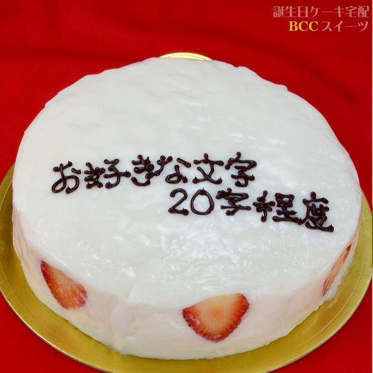 1 誕生日ケーキ 大阪ヨーグルトケーキ