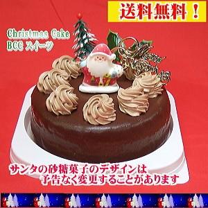 チョコレートケーキ クリスマスケーキ