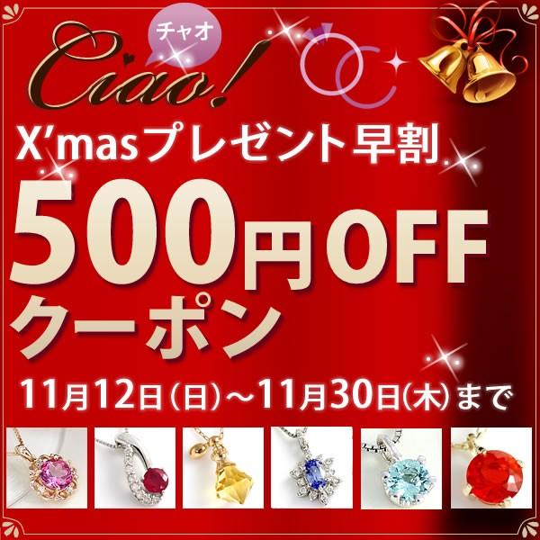 【Xmas早期注文割引】500円割引きクーポン