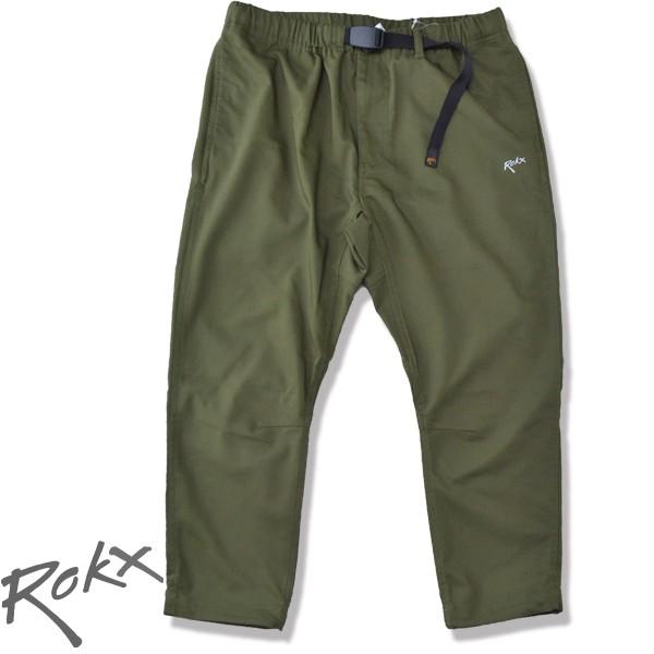 新着ROKX[ロックス] ライトトレック クロップスパンツ