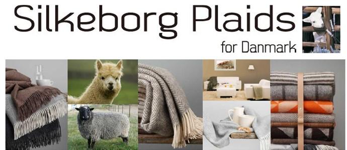 Silkeborg Plaids シルケボー プレード