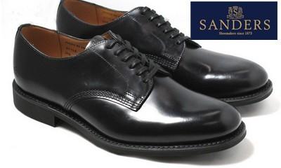 サンダース 靴