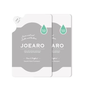 シャンプー トリートメント JOEARO ジョアーロ 詰め替え セット お試しパウチ付き b-proshop 10