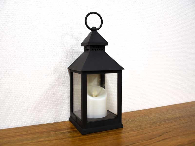 LED キャンドルライト ミニランタン